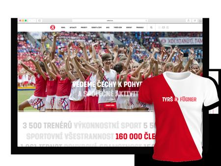 Webová stránka ČOS